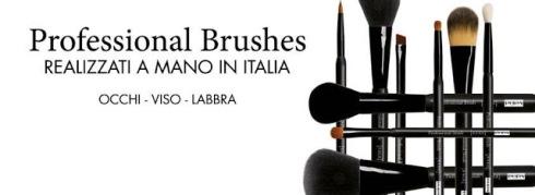 Professional brushes Pupa