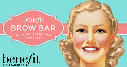 Benefit Brow Bar Logo