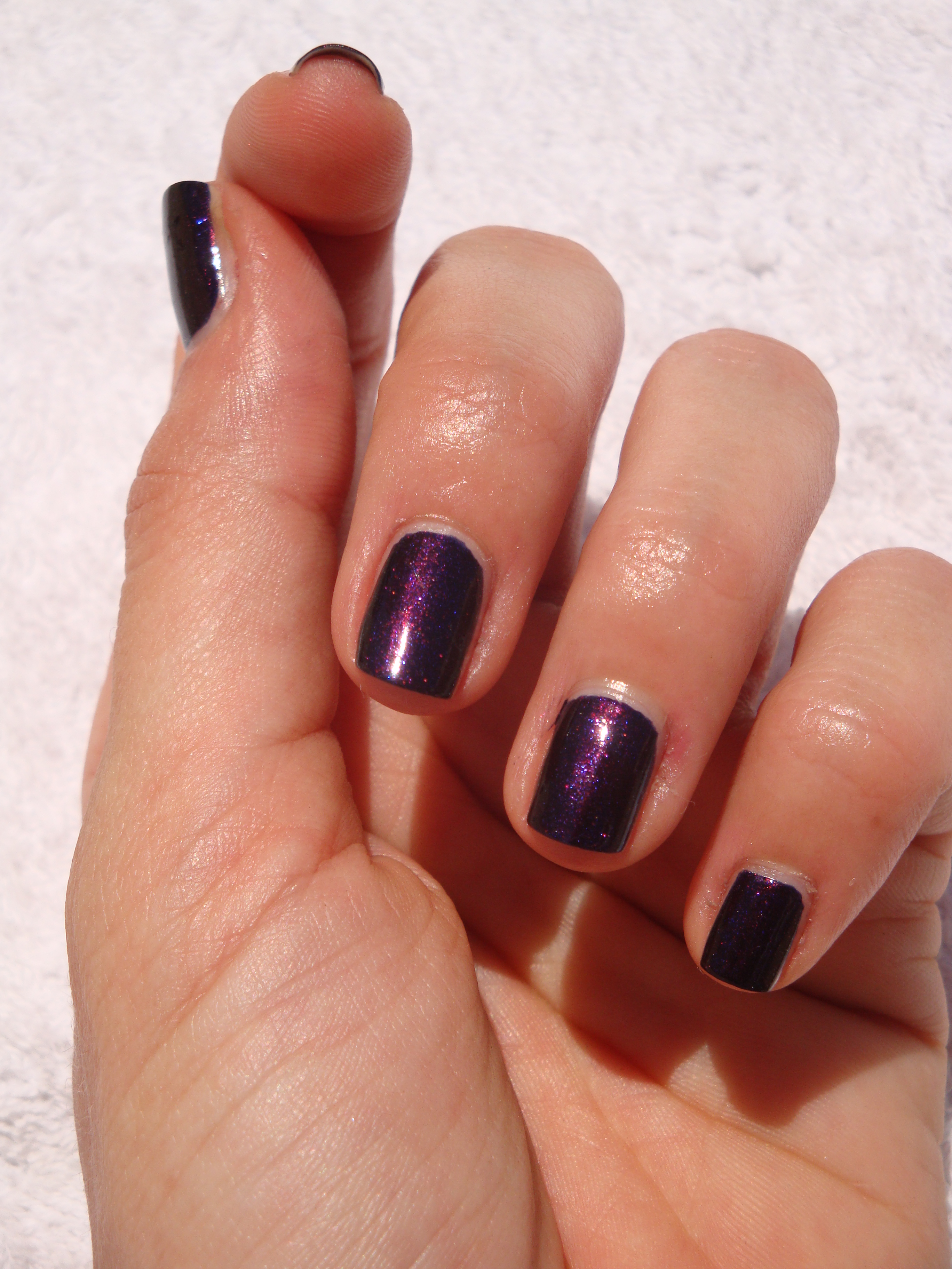 Chanel limite edition Taboo swatch