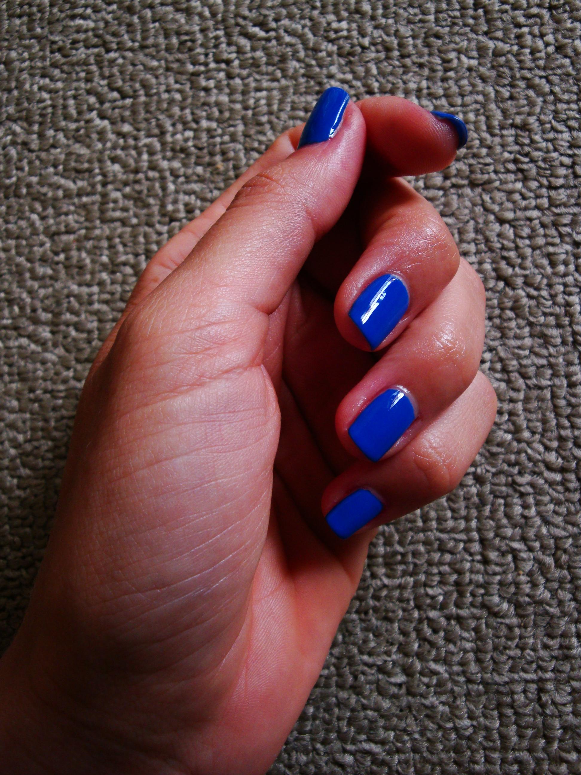 KIKO nail polish #336 swatch