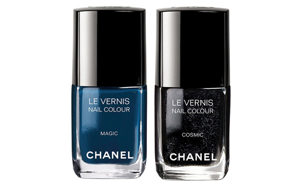 Chanel le vernis VFNO 2013 Magic and Cosmic