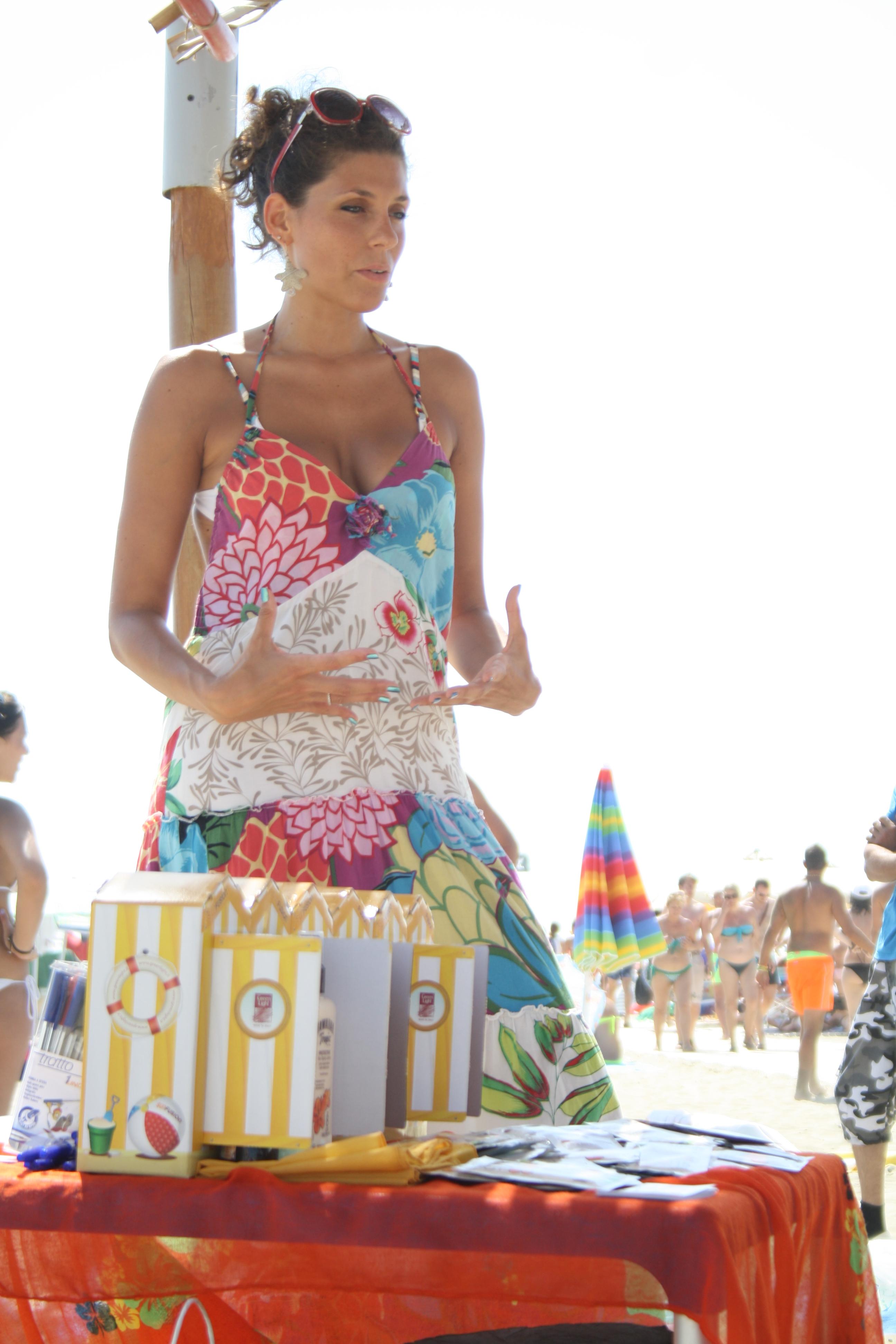 Summertime con l'Esteta - Lido di Camaiore beach free.