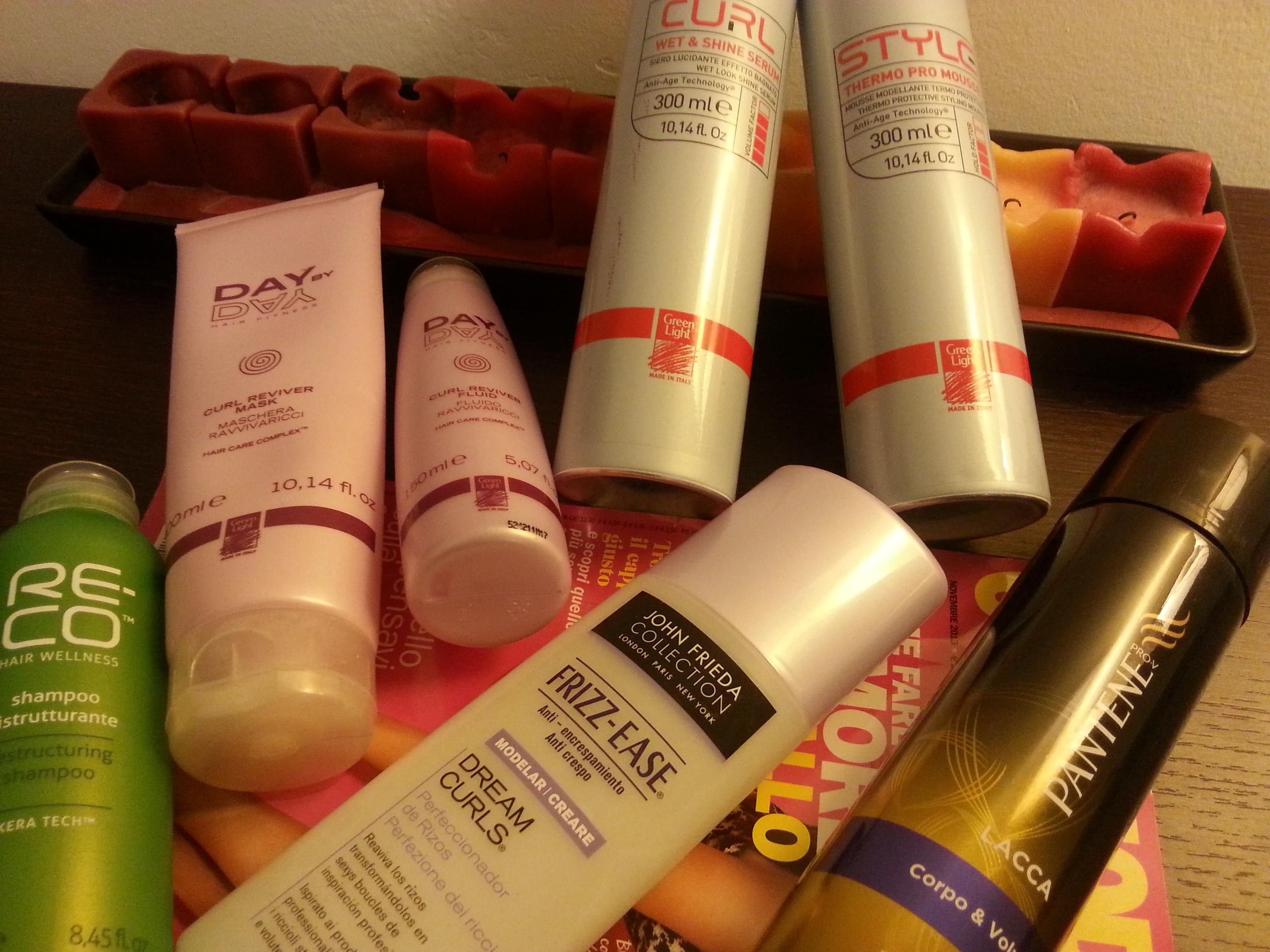 Esteta risponde - top prodotti per capelli anti-crespo