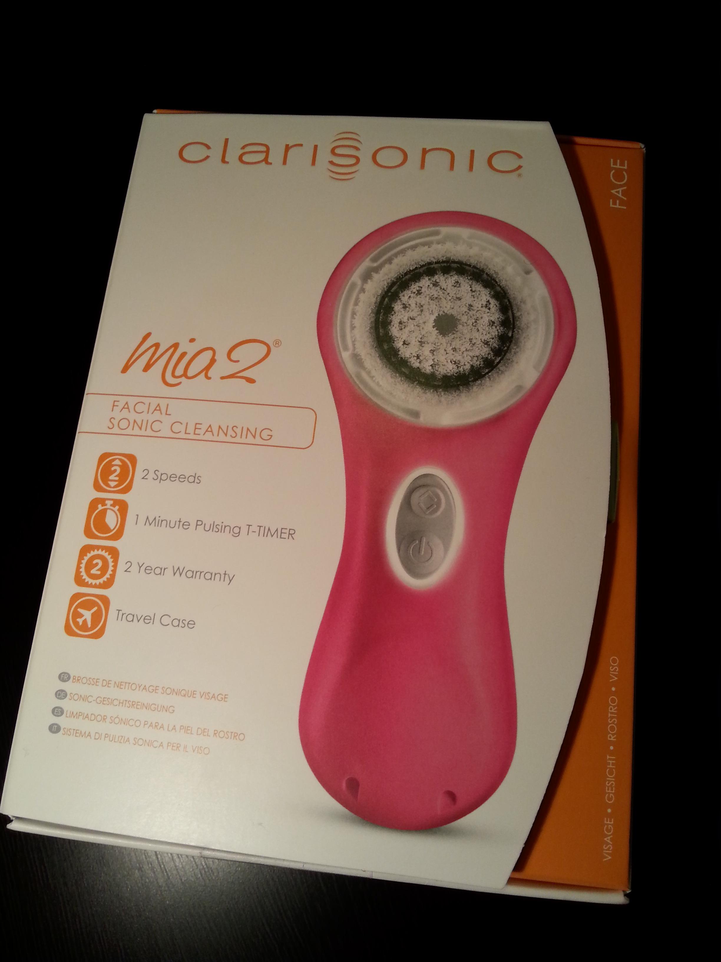 Clarisonic Mia 2 Peony edition