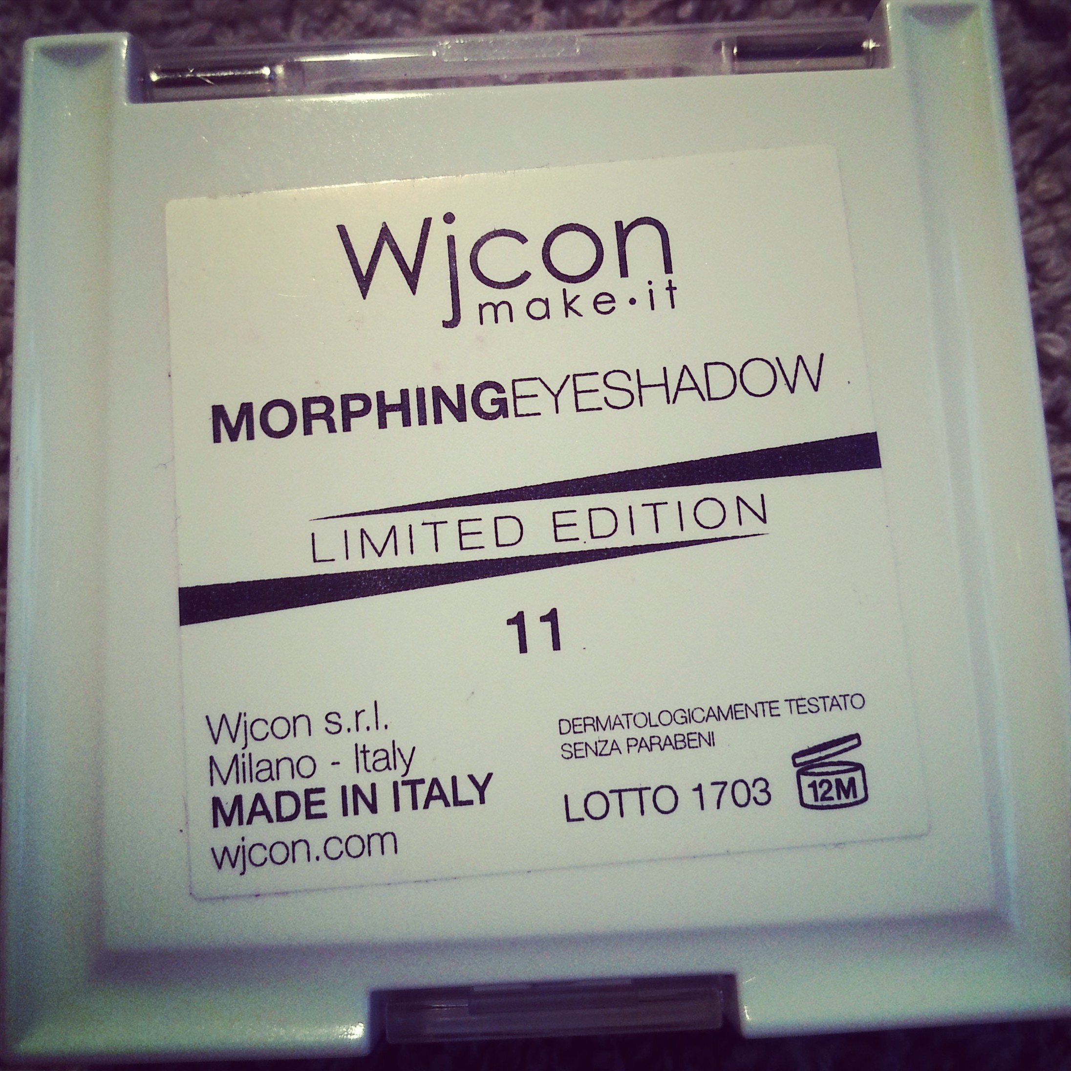 Wjcon Morphing Eyeshadow - #11