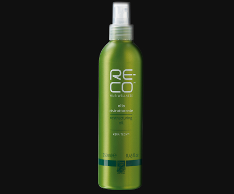 RE.CO olio ristrutturante Greenlight