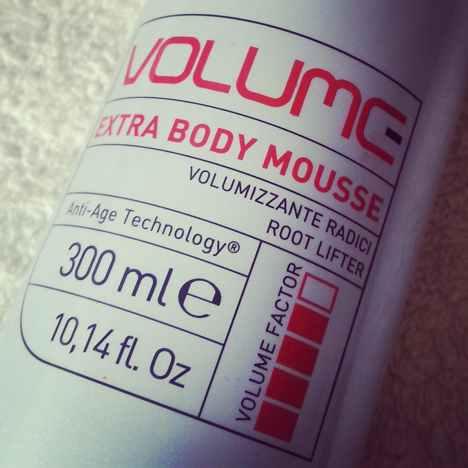 Greenlight Volume Extra Body Mousse