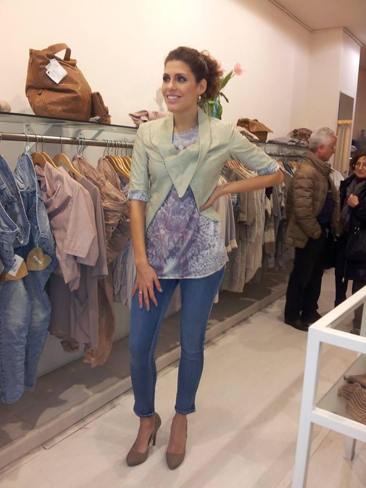 Caipirinha wear conquista Pisa! Gallo Donna, 8 febbraio 2014