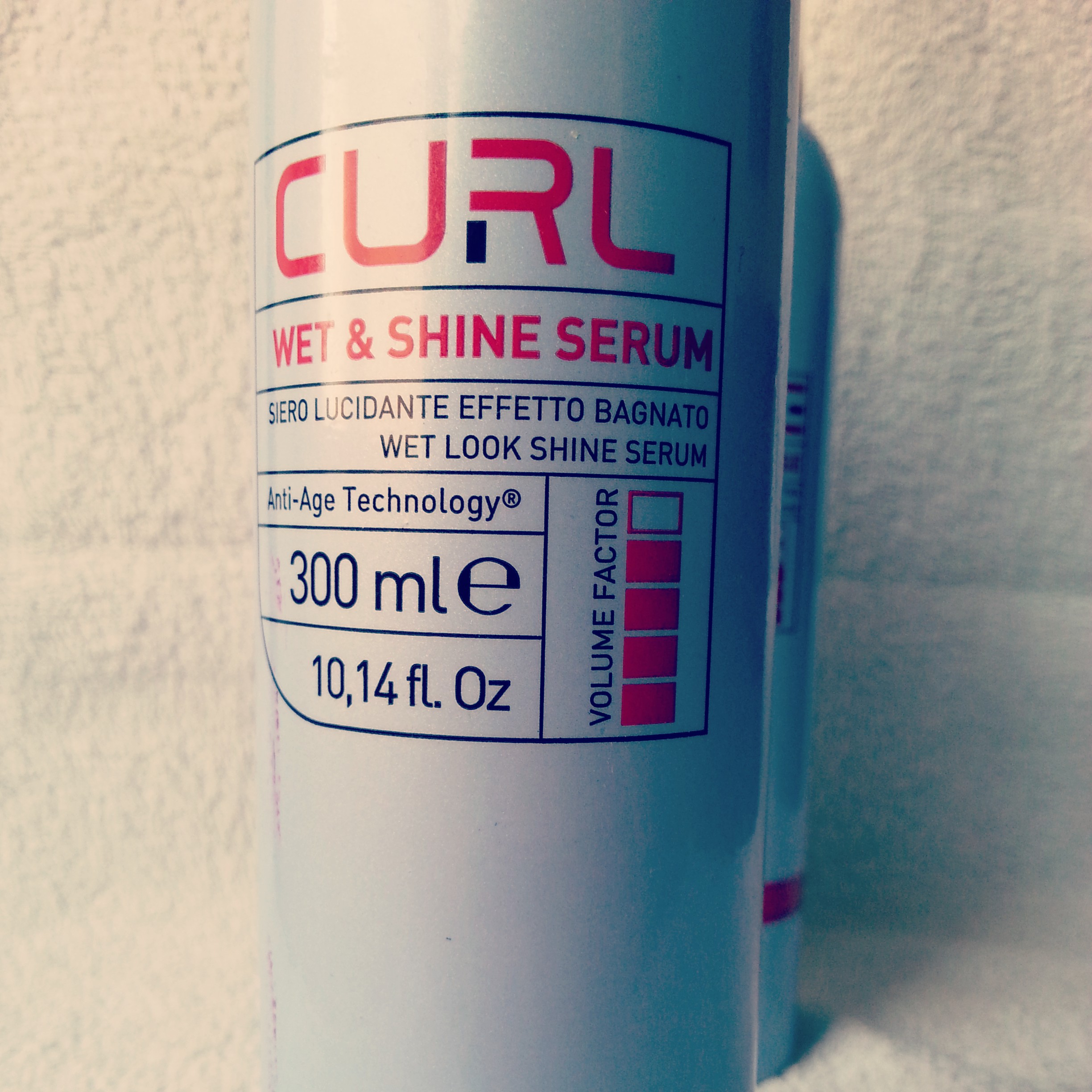 Greenlight curl wet & shine serum