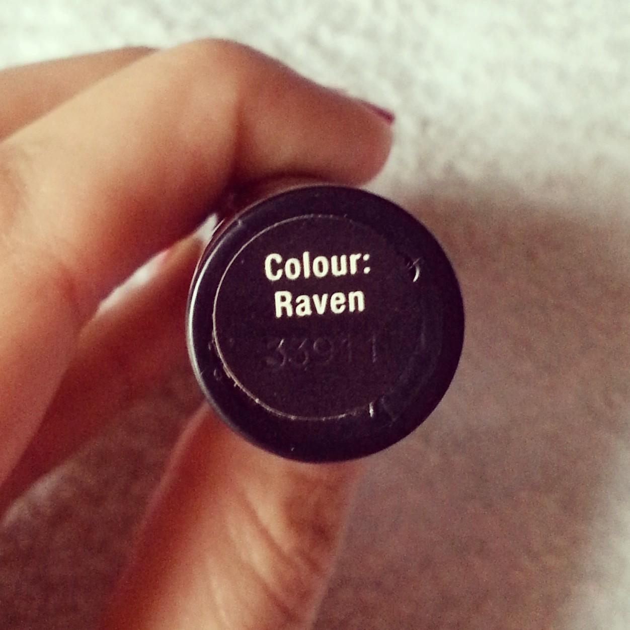 Illamasqua Masquara Raven