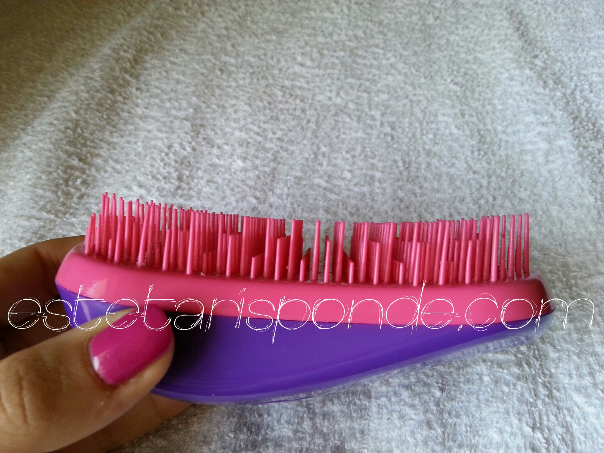 Dessata brush - spazzola ergonomica