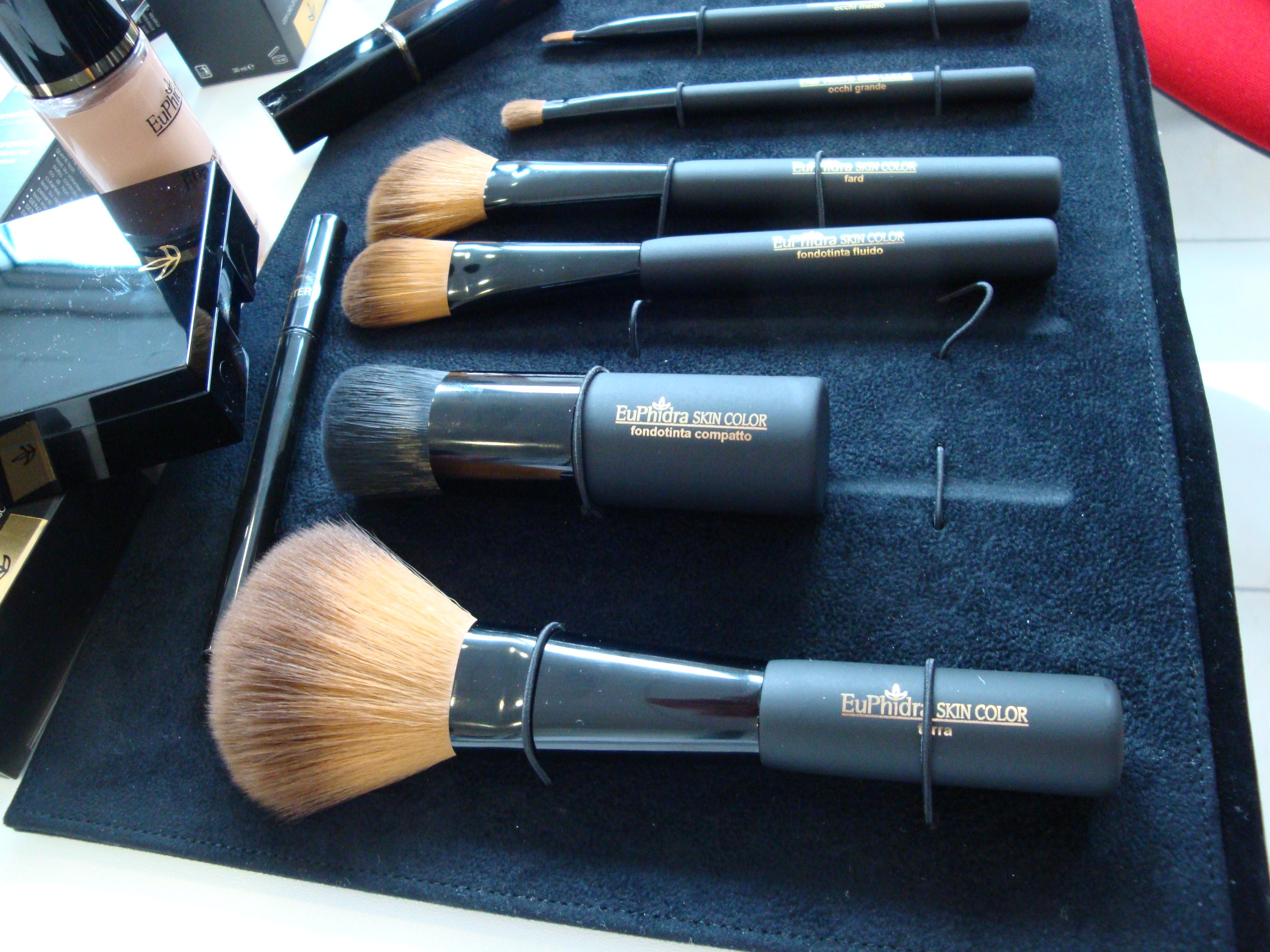 EuPhidra - pennelli make up