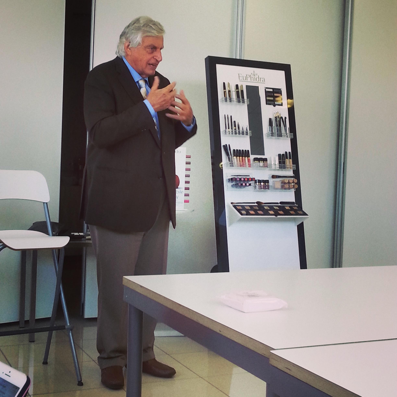 L'Ing. Cesare Benedetti - Presidente Zetafarmaceutici Group