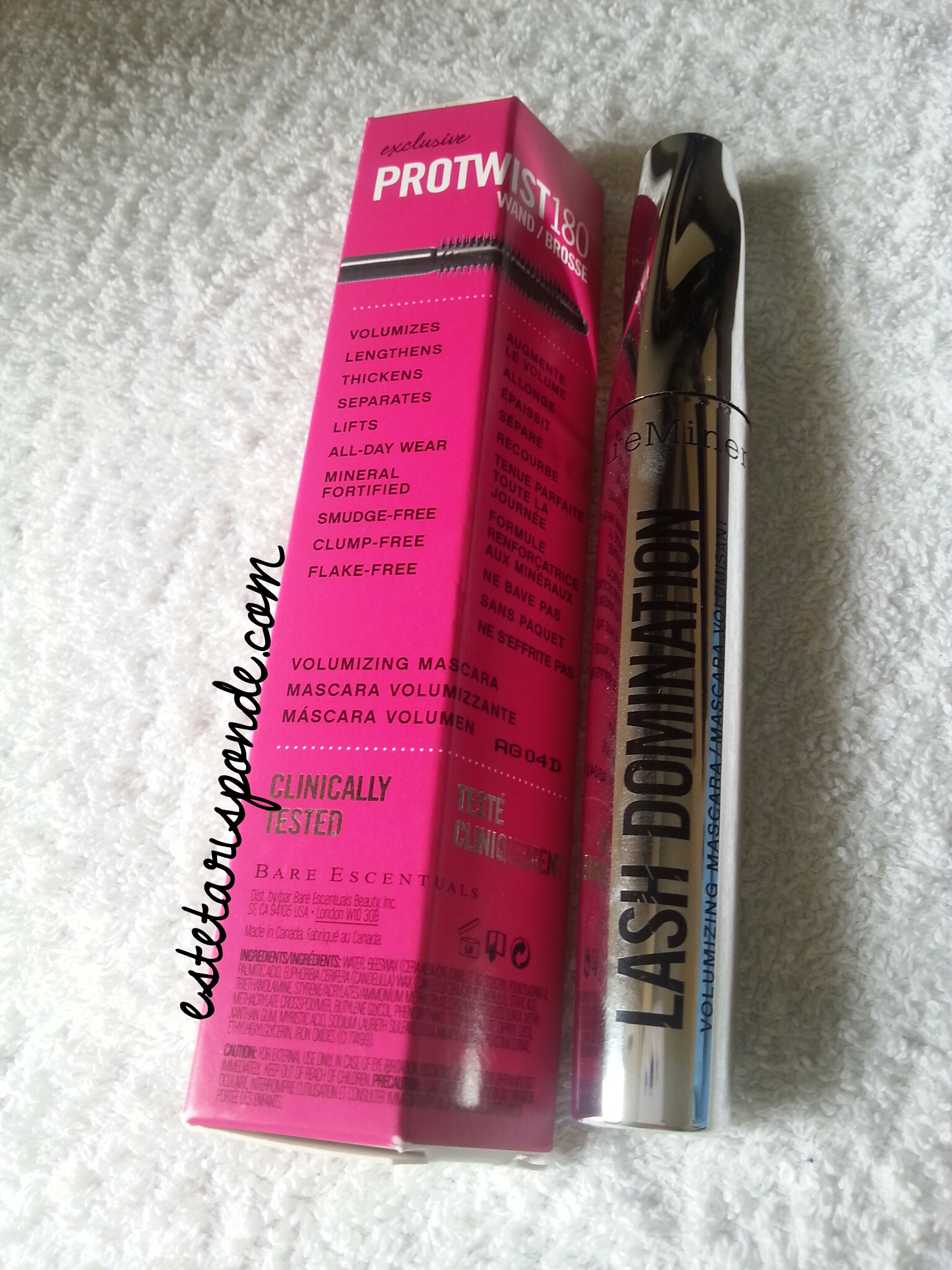 Lash Domination mascara - BareMinerals