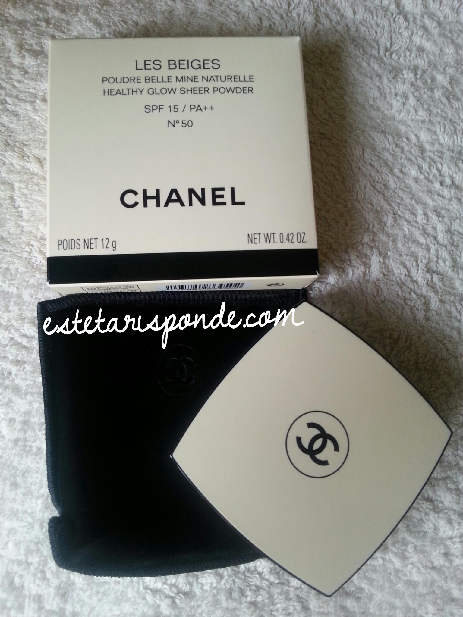 Les Beiges de Chanel