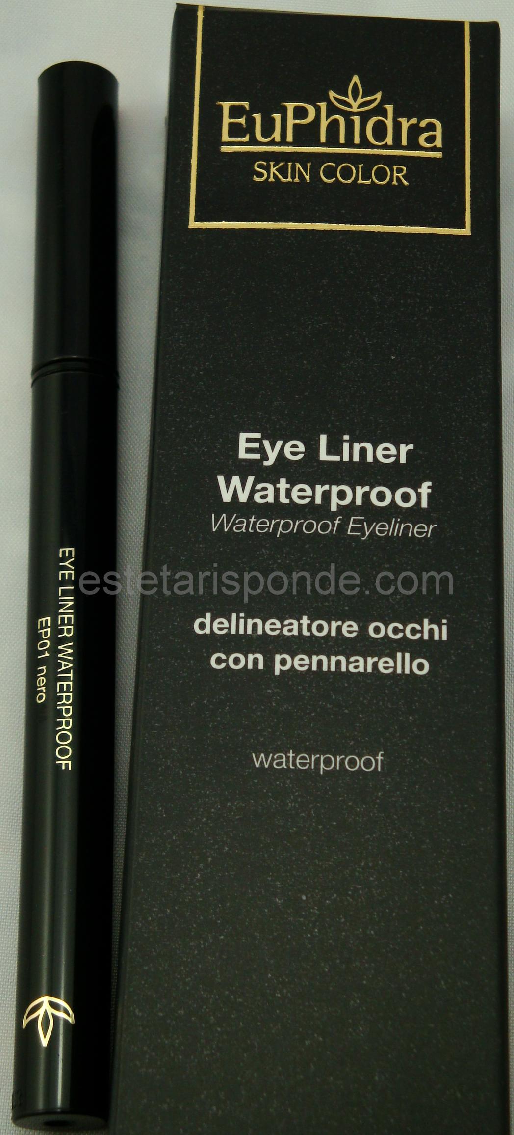 Eyeliner EuPhidra waterproof