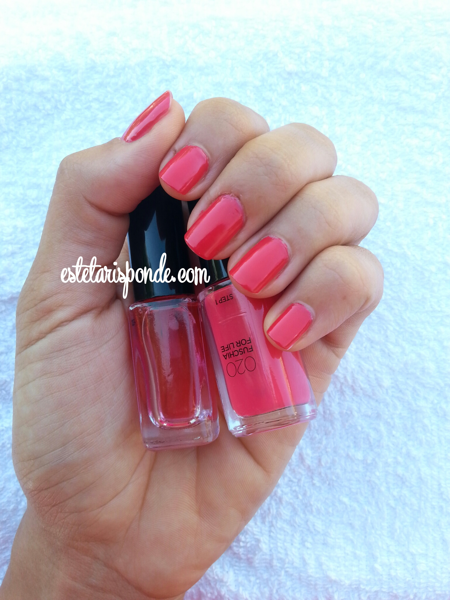 L'Oreal Infaillibile gel 12 giorni swatches