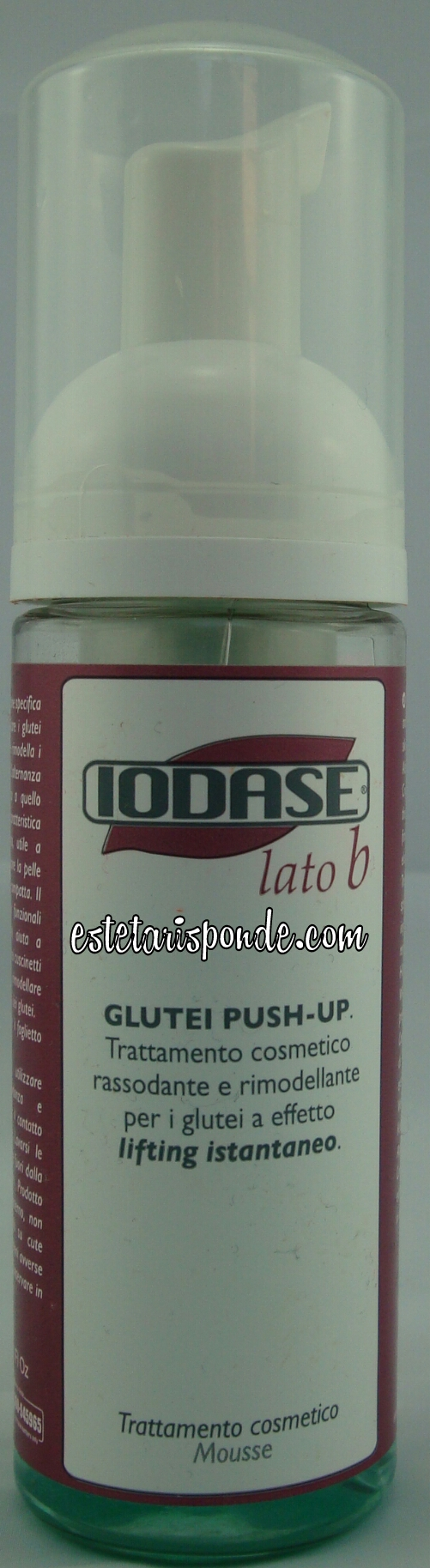 Iodase kit lato b glutei push up mousse