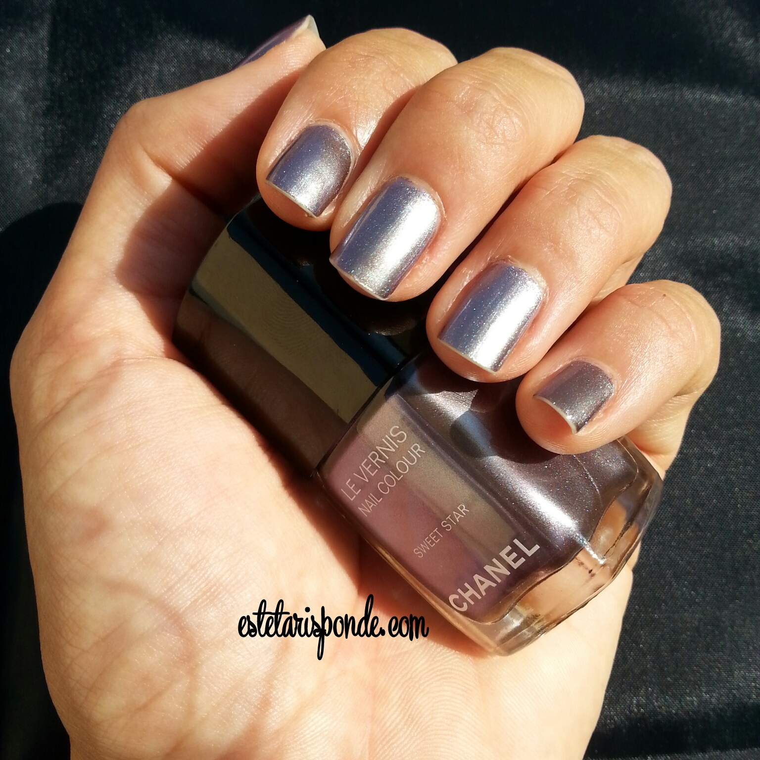 Chanel Le Vernis Sweet Star - VFNO 2014