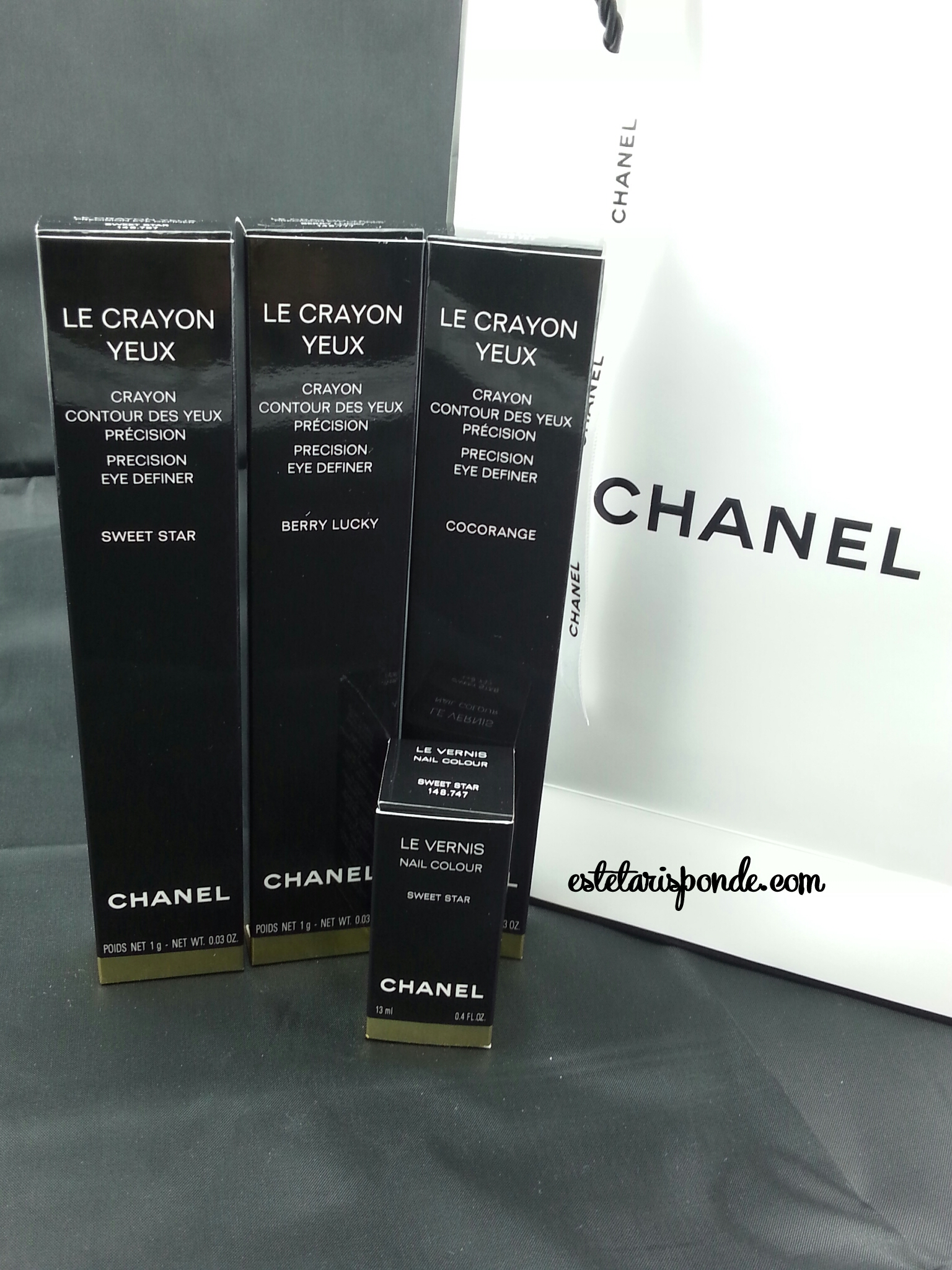 Chanel Delights VFNO 2014