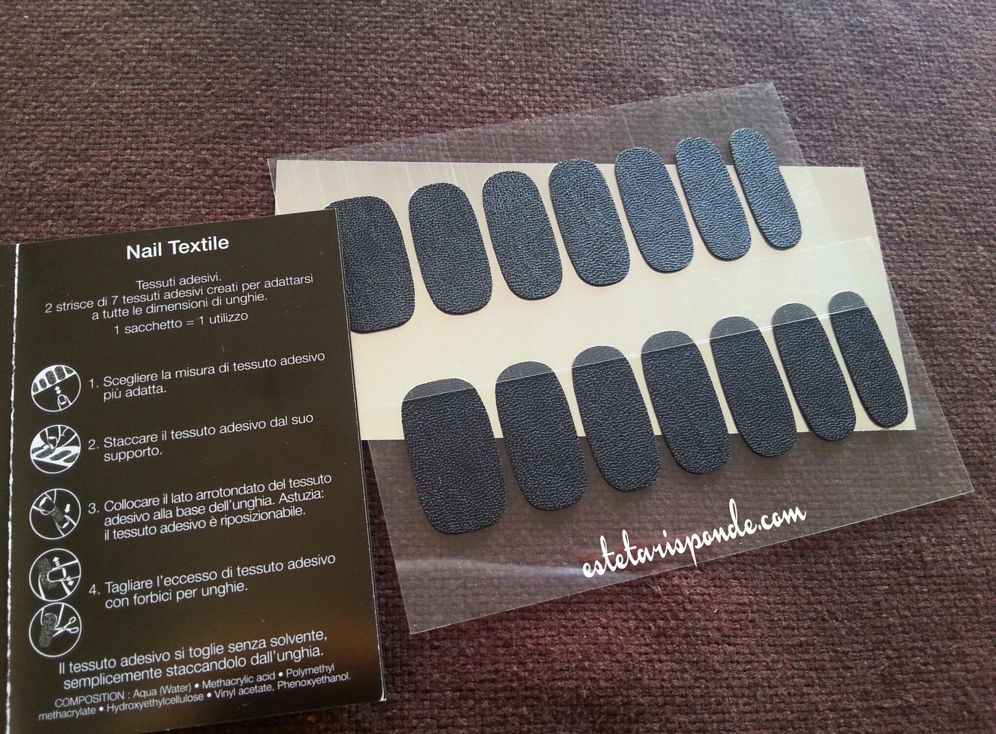 SEPHORA Patch tessili per unghie