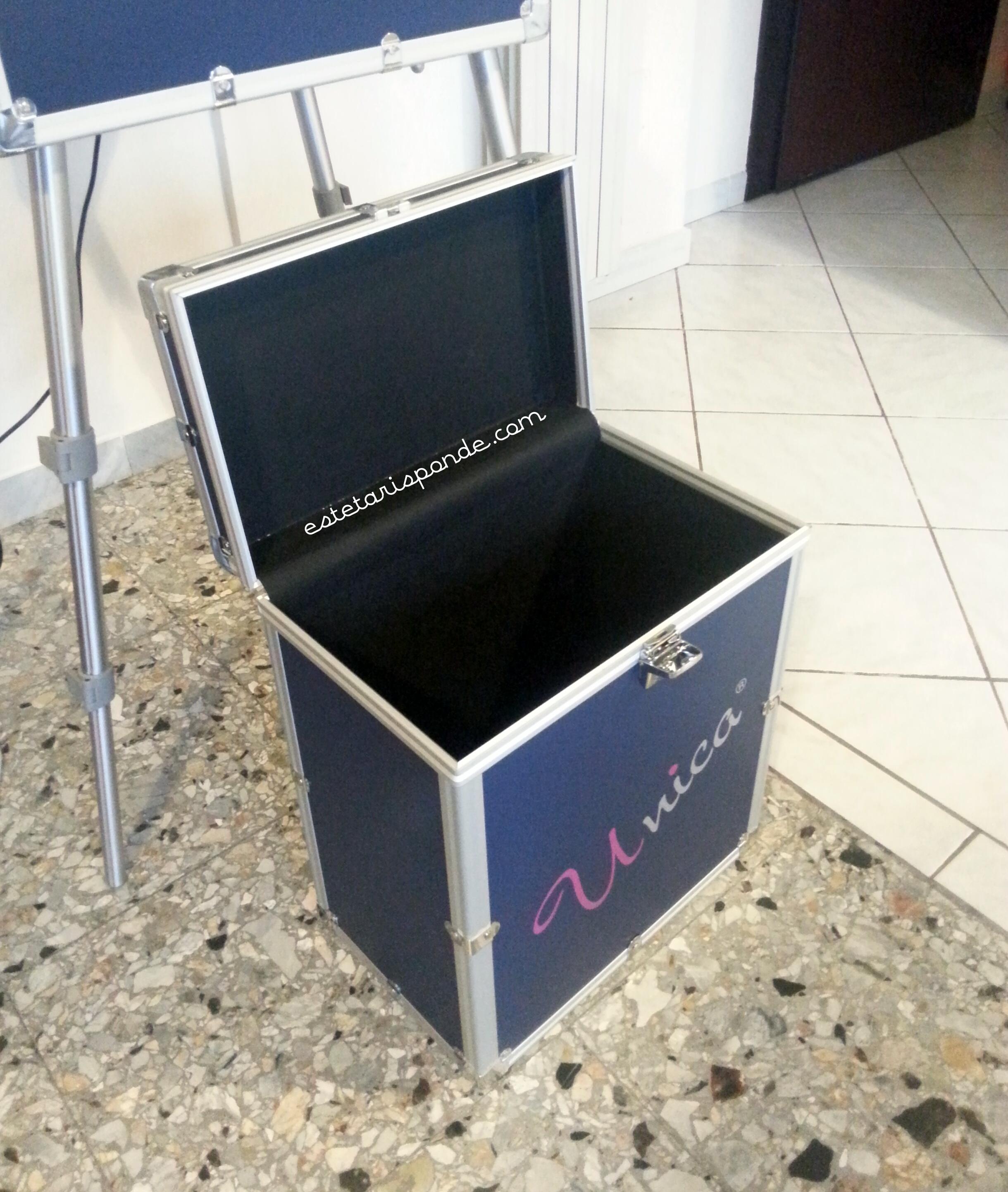 Unica Cantoni makeup stations