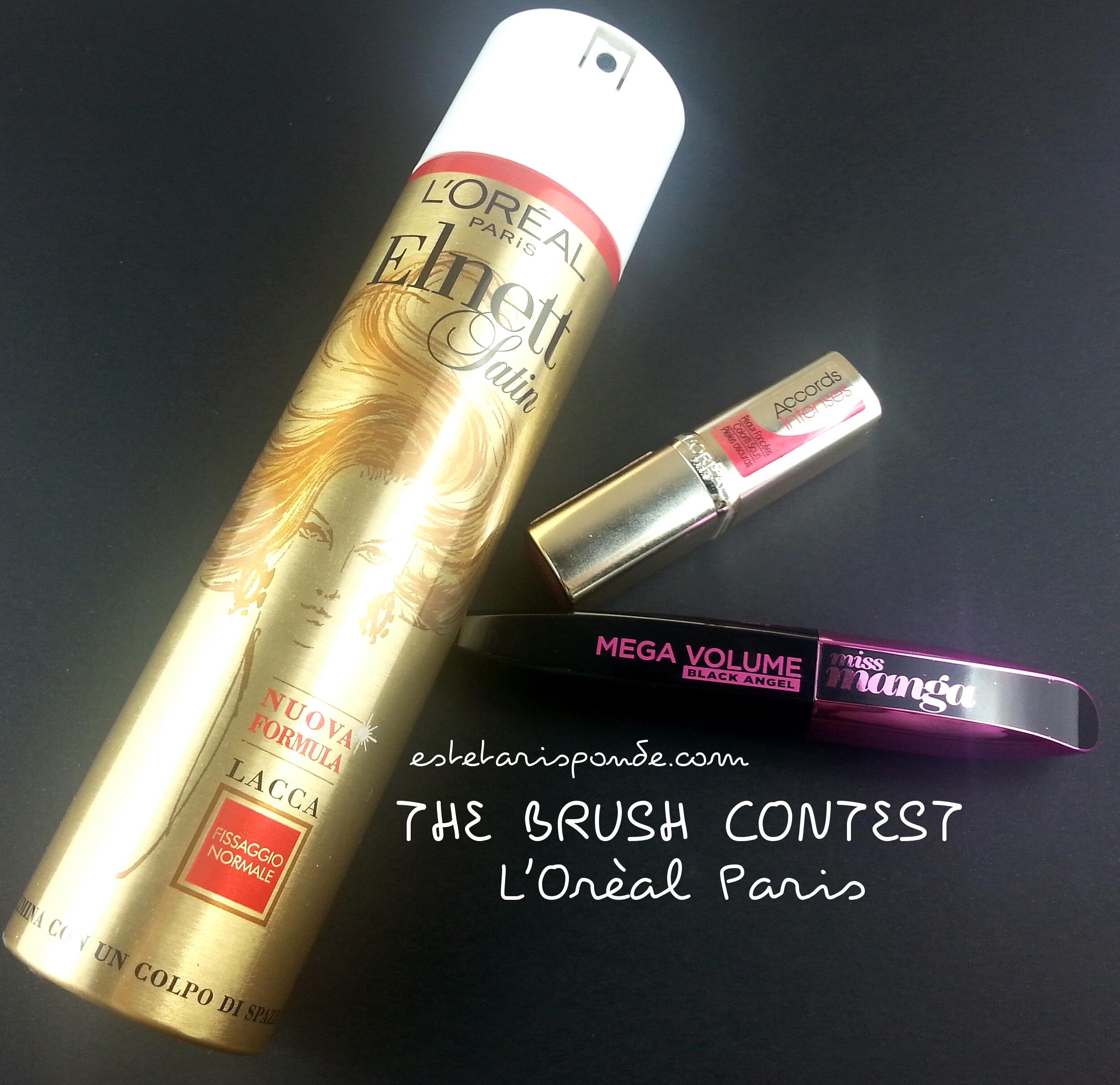 The Brush Contest L'Oréal Paris