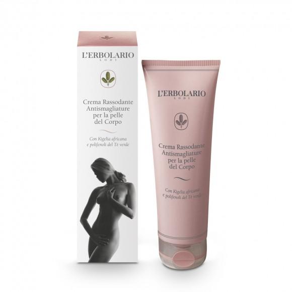 L'Erbolario - Crema rassodante per la pelle del corpo