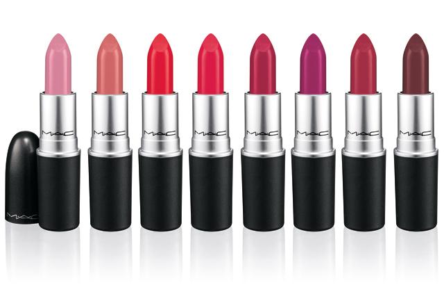MAC matte e retro matte lipstick