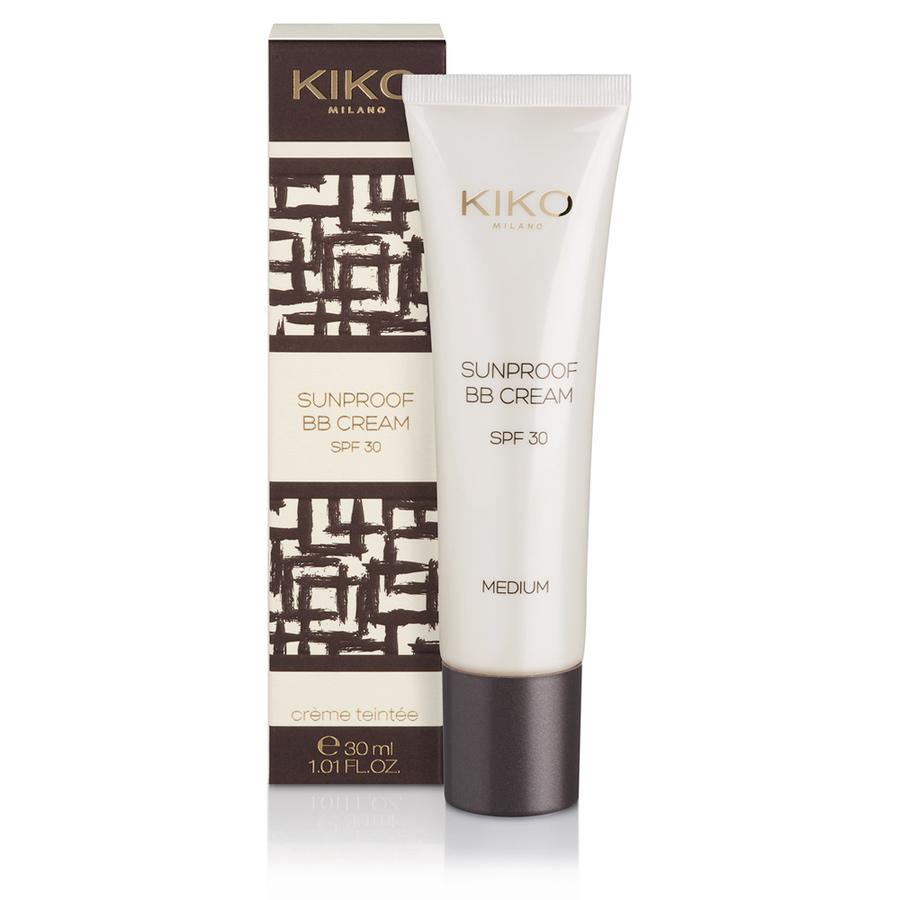KIKO Sunproof BB cream SPF 30.