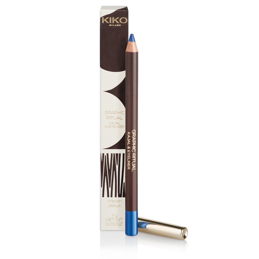 KIKO Graphic ritual kajal eyeliner - matita interno ed esterno occhi.