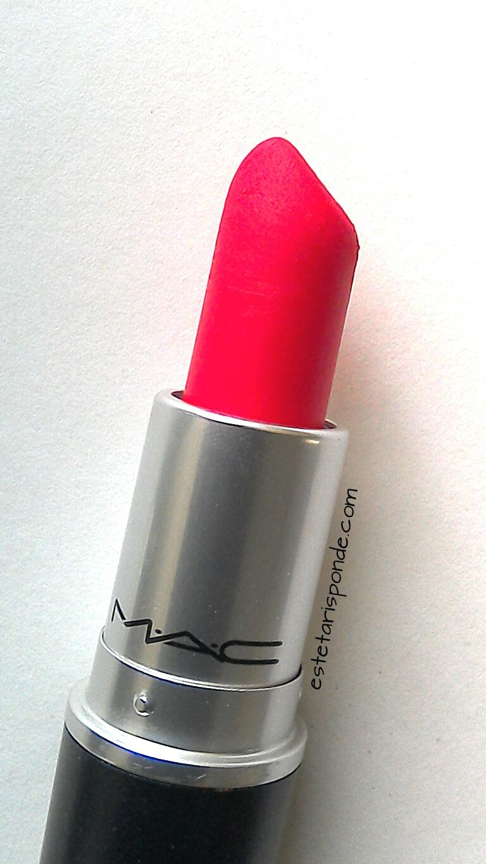 abbastanza Mac Relentlessly Red - Retro Matte Lipstick [Review] - Esteta risponde WV63