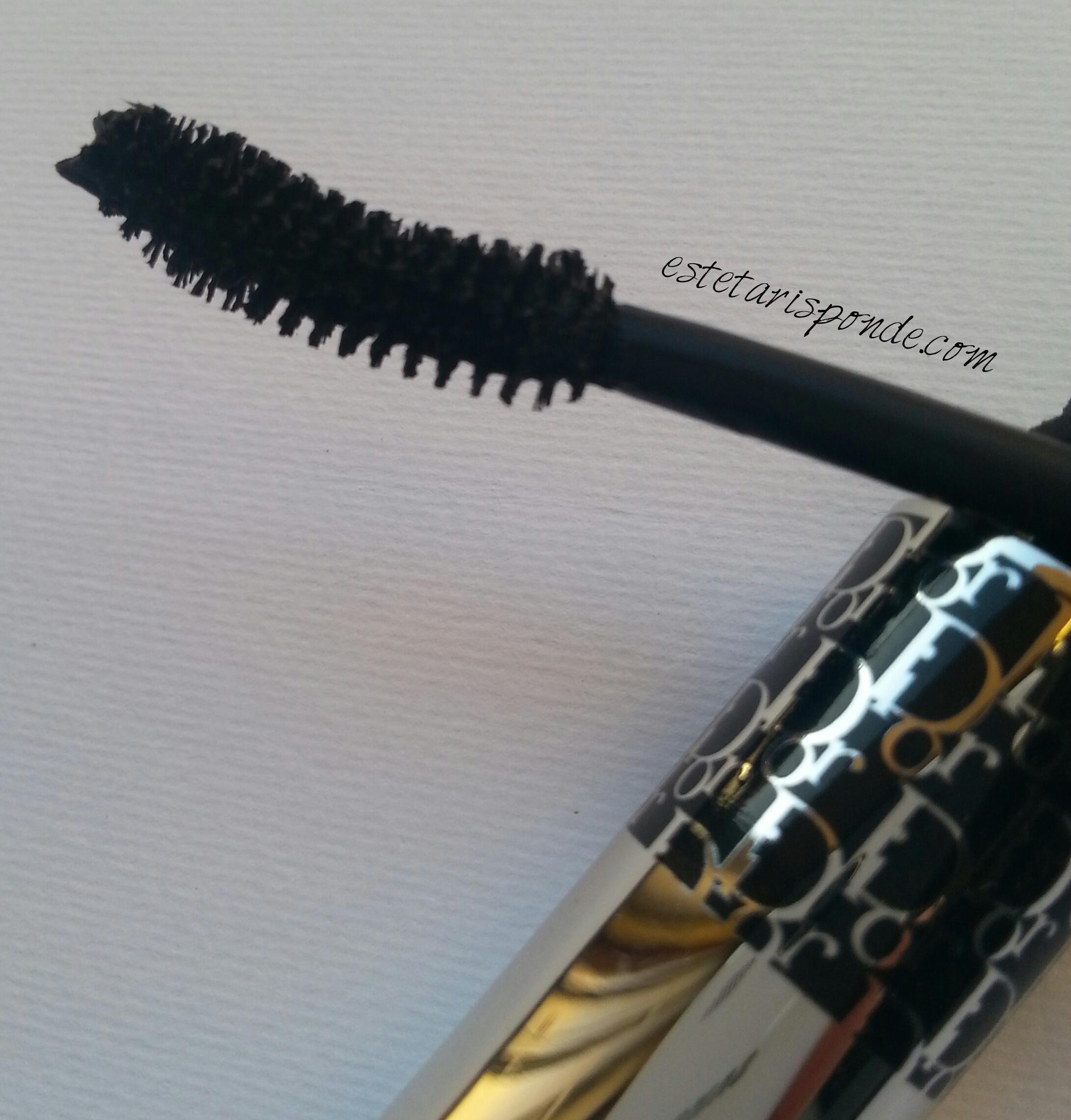 Iconic Overcurl Diorshow mascara