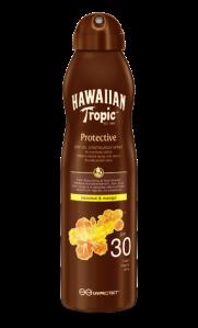 Olio secco Protettivo Spray SPF 30