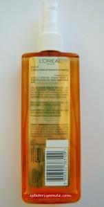 L'Oréal Paris Olio Struccante INCI